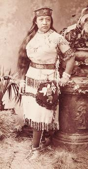 Sarah Winnemucca- Paiute Native American Writer